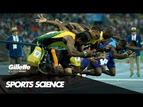Sprinting - Science Behind The Sport | Gillette World Sport