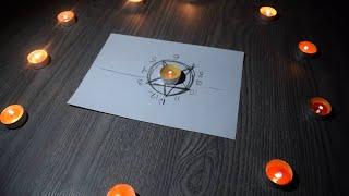Ритуал по вызову ДЕМОНА, даёт о себе знать!!!