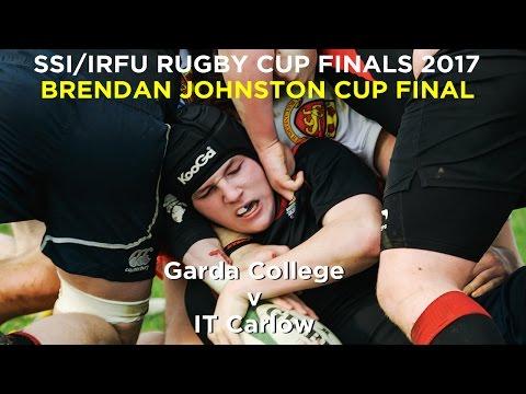 SSI/IRFU Brendan Johnston Cup Final – Garda College v IT Carlow