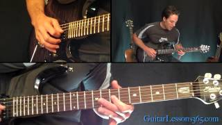 Summer Song Guitar Lesson Pt.1 - Joe Satriani - Intro & Main Melody