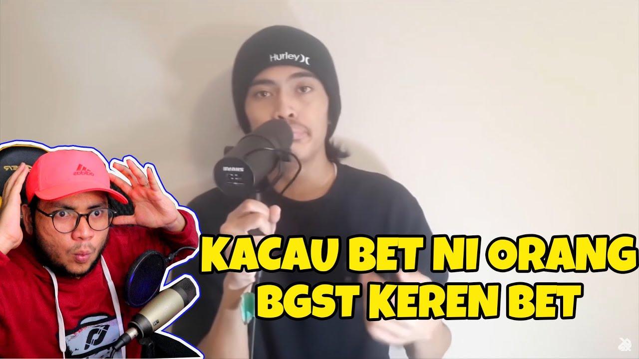 GOKILLL !! ASET MASA DEPAN BEATBOX CERAH KARNA ADA ORANG INI ANJIR !! - SansReaction