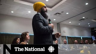 NDP meets as uncertainty clouds party