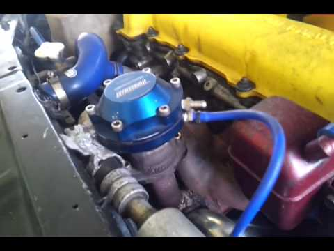 Presea SR20DET Start Up