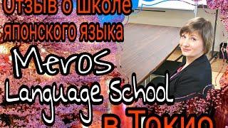 Обучение в Японии - отзыв о школе японского языка Meros Language School