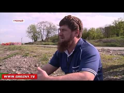 Рамзан Кадыров в