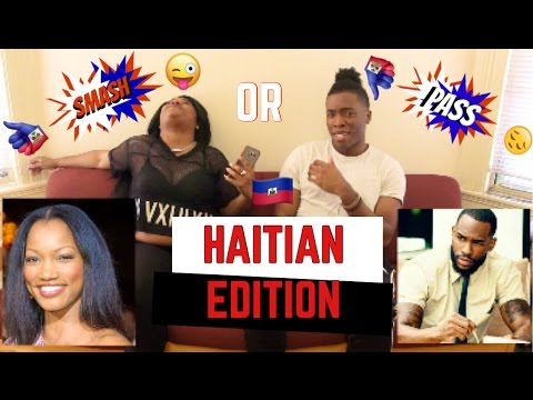 SMASH OR PASS? : HAITIAN CELEBRITY EDITION FT. MONSIEUR BLAIN  Thee Mademoiselle ♔