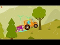 Dinosaur Farm Free - Tractor - Simulation Games - Android Gameplay HD