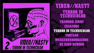VIDEO//NASTY - Terror in Technicolor FULL EP (2018 - Powerviolence / Synth Punk / Hardcore)