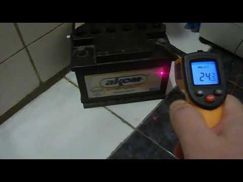 Устранение короткого замыкания банки аккумулятора работает ли метод от аккумуляторных  блоХЕРОВ???