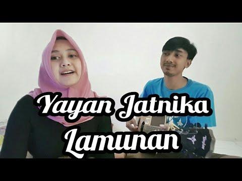 Silvi Putri ft Indra . Yayan Jatnika - Lamunan | Cover