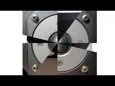 Yamaha ns 10m speaker test doovi for Yamaha hs80m specs
