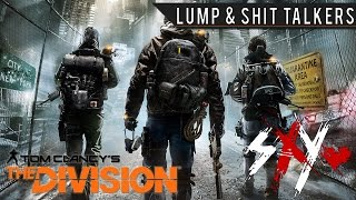 Tom Clancy's The Division: RICKY LUMPKIN & 8 PLAYER NADE STACK