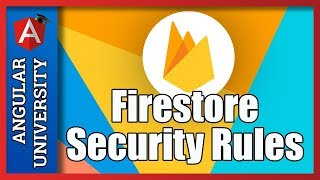 💥 Security in a Serverless Architecture - Firestore Security Rules