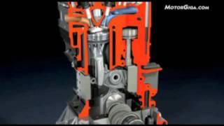 variable compression engine MCE 5 VCR i