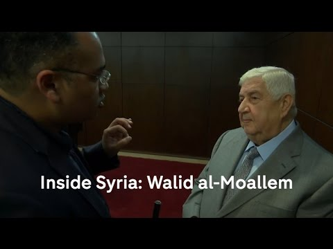 Thumbnail: Inside Syria: questioning the Assad regime