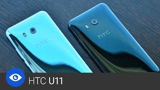 HTC U11 (první dojmy)