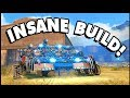 Crossout - THE MOST INSANELY OP BUILD EVER!? (Crossout Leviathan Gameplay)