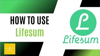 How to use Lifesum calorie counting app | Step-by-step tutorial screenshot 1