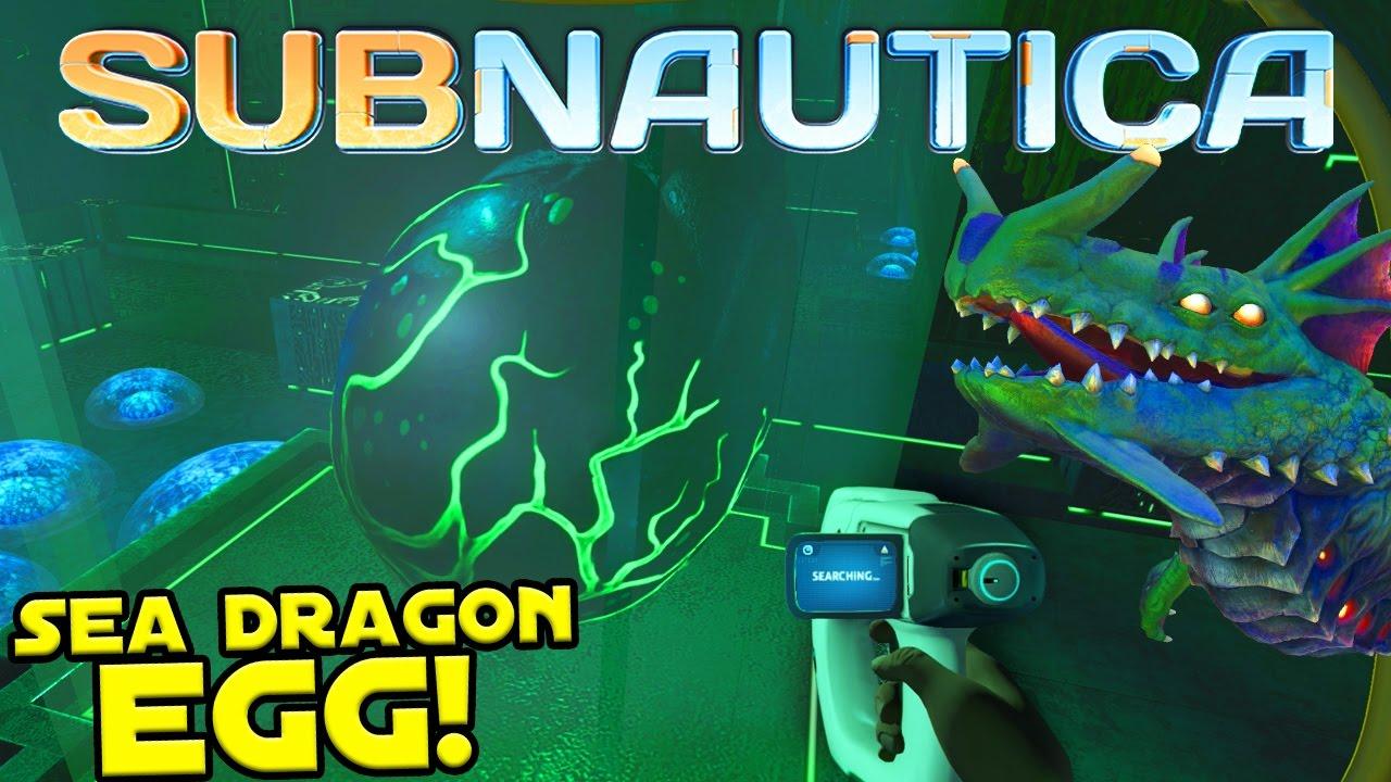 Sea Dragon Leviathan Egg – HD Wallpapers