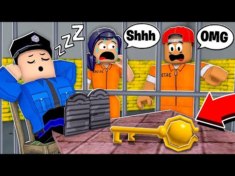 ROBLOX PRISON ESCAPE OBBY WITH THE PRINCE FAMILY