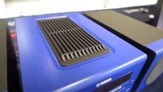 MicroCadena Yamaha MCRB043 Bluetooth