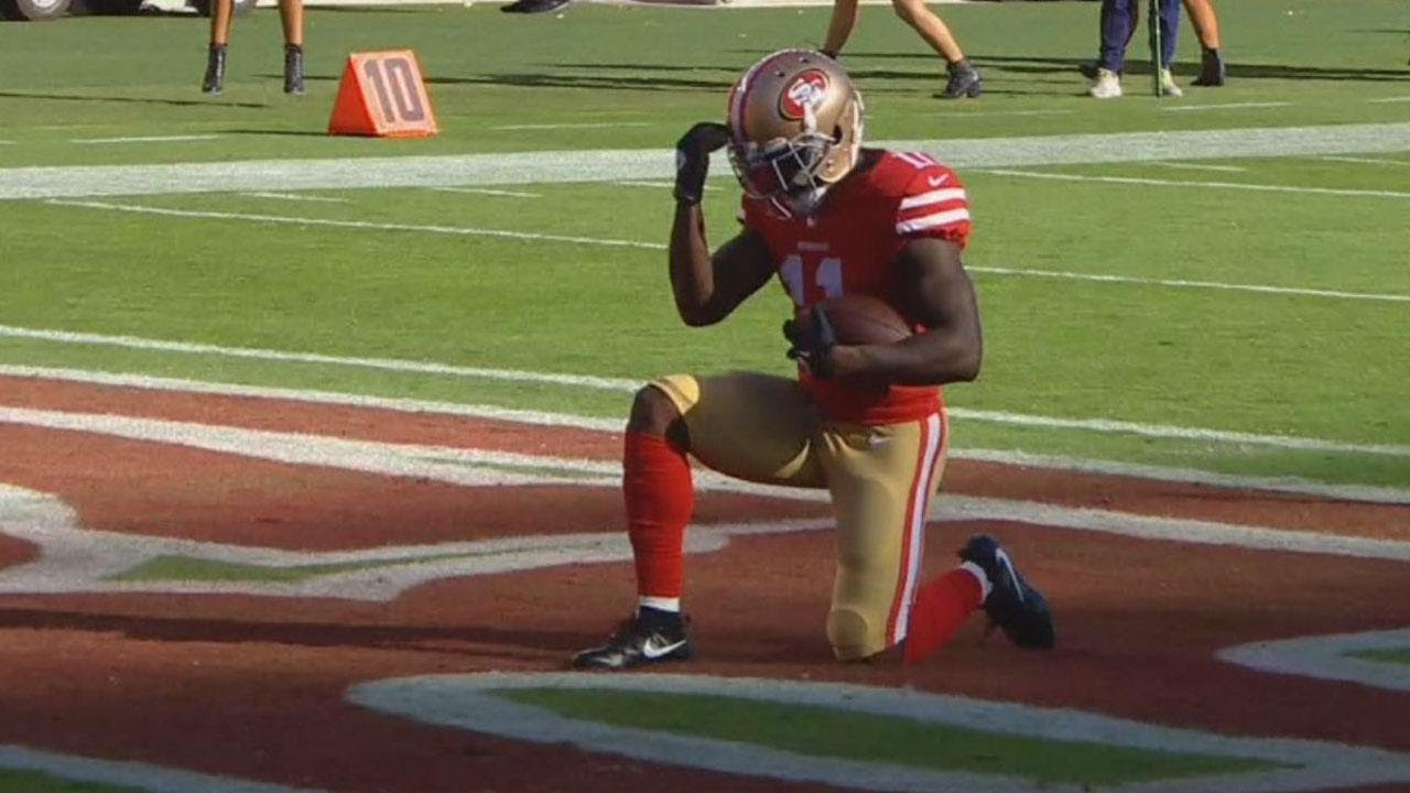 49ers-star-drops-to-knees-after-touchdown-for-prayer-over-lost-baby
