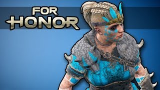 FOR HONOR - 4 Shamans Squad!