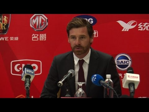 Football: 'AVB' joins Shanghai, eyes Chinese title