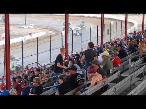 RMLSA at El Paso County Raceway Main Event 6.09.2018