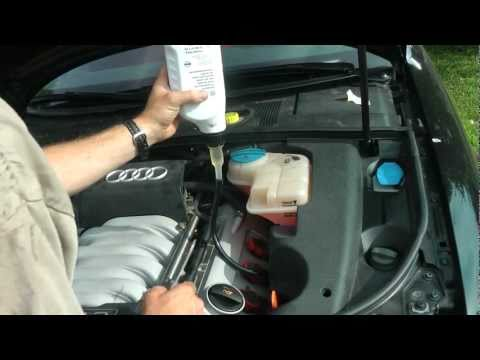2005 Audi S4 Manual Transmission Fluid Change (B6)