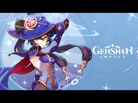 "Collected Miscellany - ""Mona: Stellaris Phantasm"" | Genshin Impact"