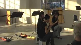 Trio KAZE performs Improvisation