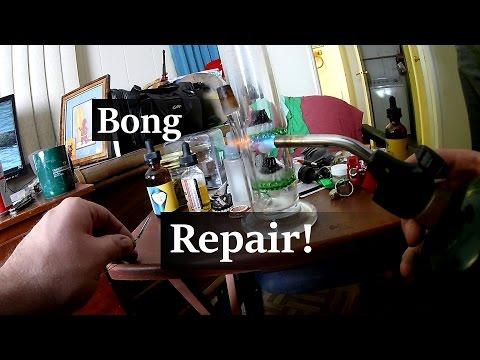 Emergency Bong Repair