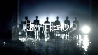 보이프렌드(BOYFRIEND) - Boyfriend Teaser  (Water floor Teaser)