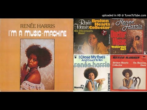 Renée Harris: I'm A Music Machine [Full Album + Bonus] (1978)