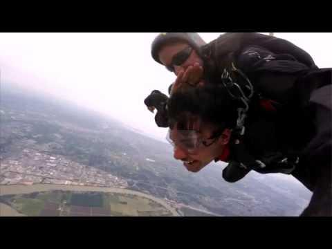 Skydiving-Pitt Meadows -Ayush Mahajan