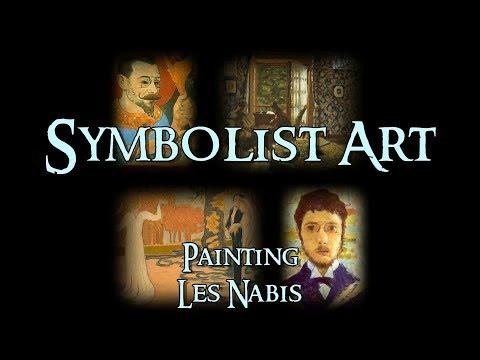 Symbolist Art - 4 Painting: Les Nabis