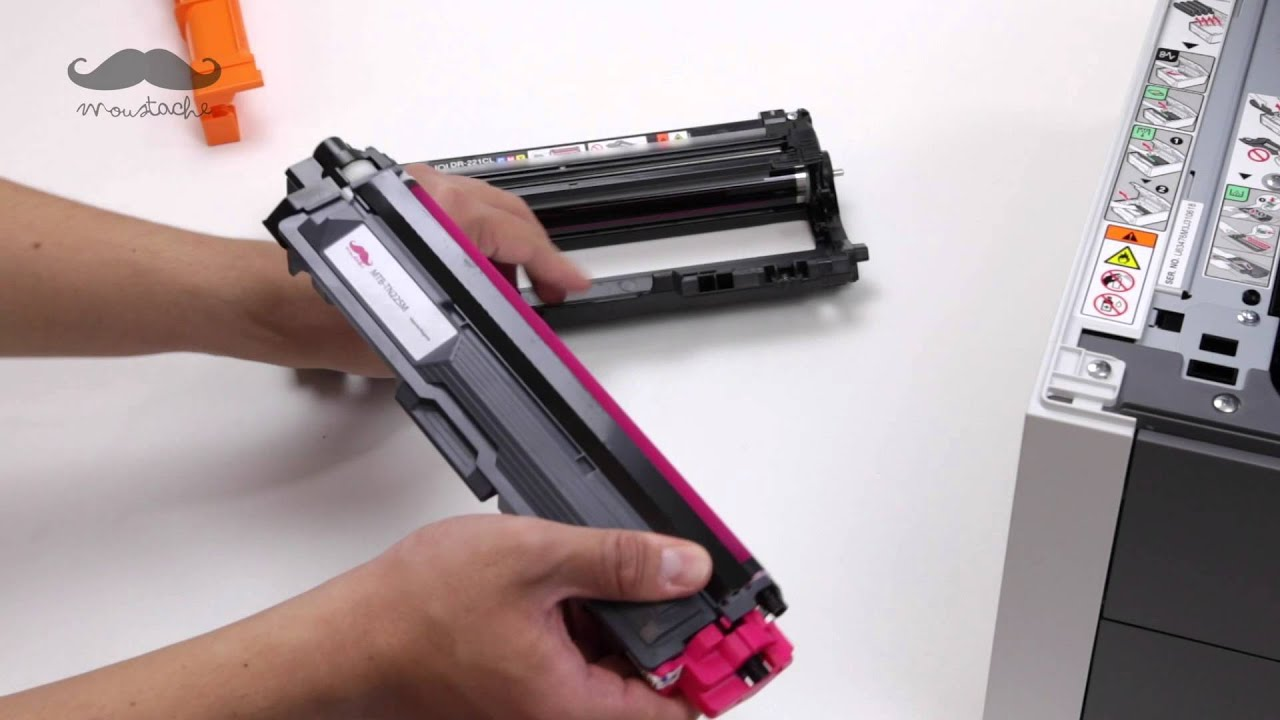How To Install Tn 225 Compatible Toner Cartridges With