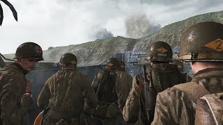 """ДЕНЬ """"Д"""" Call Of Duty 2 - прохождение миссии без комментариев"""