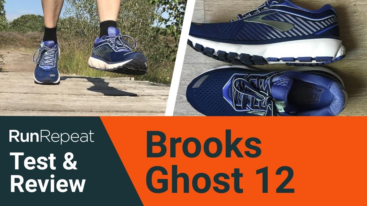 Brooks Ghost 12 test \u0026 review - An