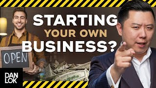 Profitable Small Business Ideas - What NOT To Do When Starting A Busin