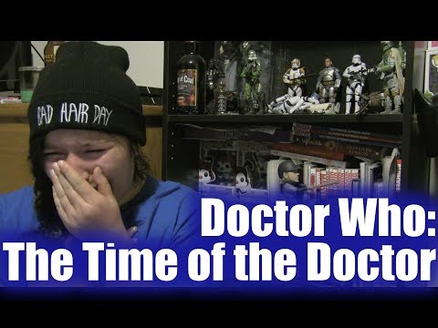 Doctor Who Special The Time Of The Doctor