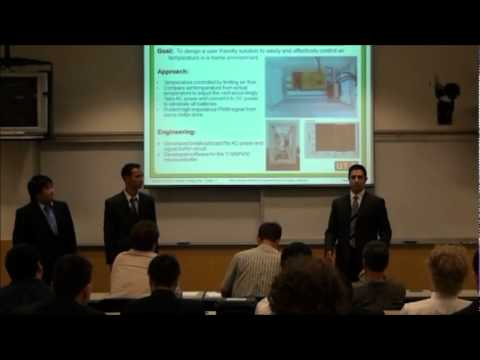 12.  Multi-Source Energy Harvesting Group (UTDesign. Sponsor Texas Micropower)