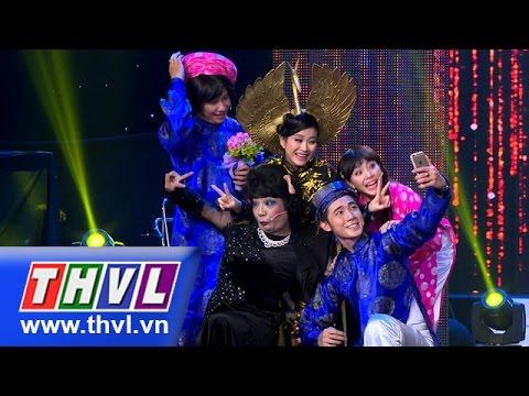 THVL   Cười xuyên Việt - Phiên bản nghệ sĩ  Tập 11: Sui gia bá đạo - Kiều Linh