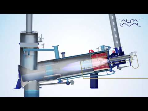 The Alfa Laval System For Producing High-quality Inert Gas For Cargo Ships