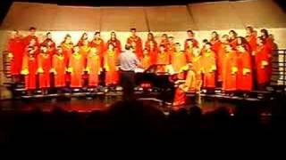 Kamiakin Scarlet & Gold Singers - I am in Need of Music