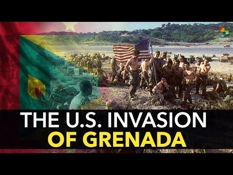 1983 US Invasion of Grenada