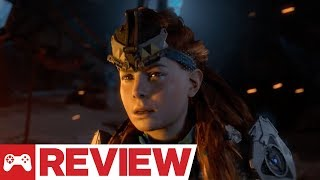 Horizon Zero Dawn: The Frozen Wilds Review (Video Game Video Review)