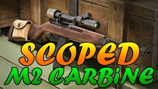 Heroes & Generals - Scoped M2 Carbine Gameplay - Surprisingly Good! #39