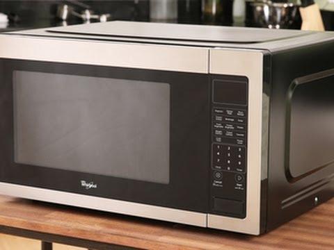 whirlpool microwave wmc50522as
